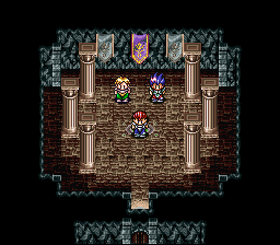 Lufia II - Rise of the Sinistrals - Three bad dudes... - User Screenshot