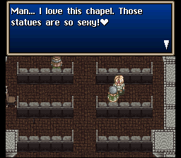 Tales of Phantasia (english translation) - Misc  - pssh.. - User Screenshot