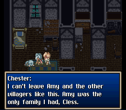 Tales of Phantasia (english translation) - Misc  - sooo sad... damn - User Screenshot