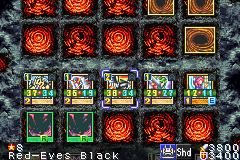 Yu-Gi-Oh! - The Sacred Cards - Battle  - power of the shadow creatures - User Screenshot