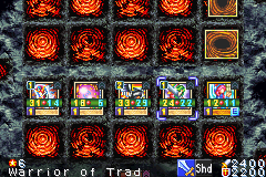 Yu-Gi-Oh! - The Sacred Cards - Battle  - take that weevil! - User Screenshot