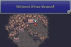 Final Fantasy VI Advance - Misc weapon - i never found this be for lol - User Screenshot