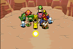 Pokemon Mystery Dungeon - Red Rescue Team - Ending  - I