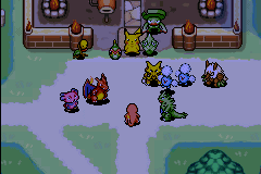 Pokemon Mystery Dungeon - Red Rescue Team - Ending  - Well don