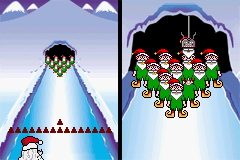 Elf Bowling 1 & 2 - Level Elf Bowling - Headless Elf! - User Screenshot