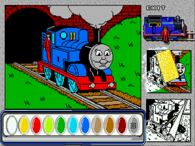 Thomas the Tank Engine and Friends - Misc  - Peep peep! - User Screenshot