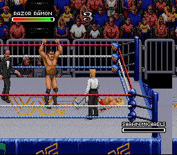 WWF Royal Rumble - Razor wins! - User Screenshot