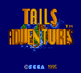 Tails Adventure - Introduction  -  - User Screenshot