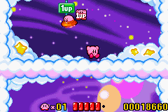 Kirby - Nightmare in Dream Land -  FISRT PLACE :P  - User Screenshot