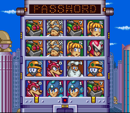 Mega Man VII -  - User Screenshot