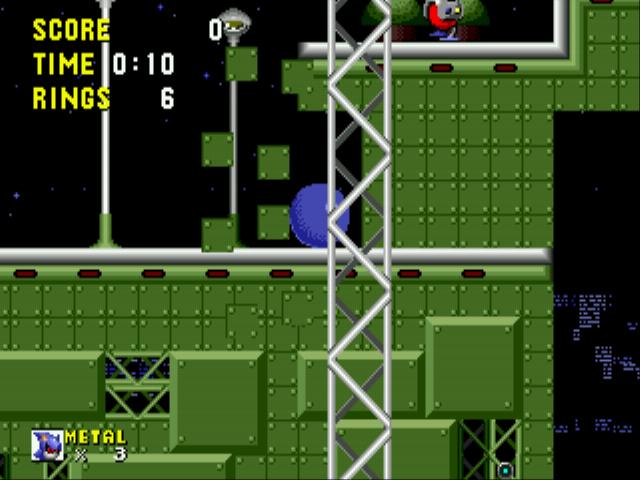 Play Sonic The Hedgehog 2z Rom Hack Game Online Sega Genesis Free