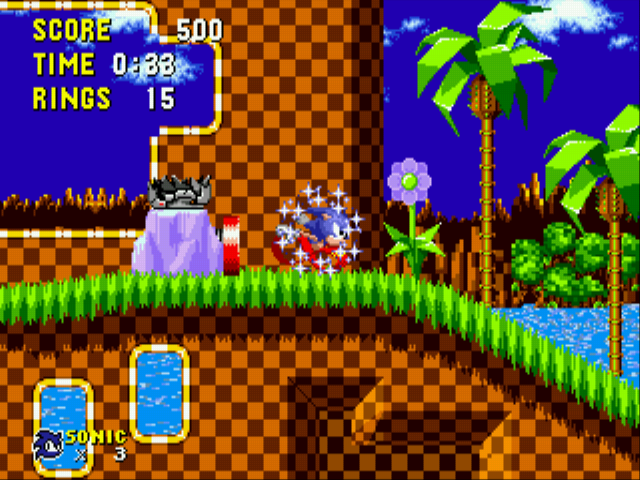 sonic free play