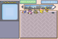 Pokemon Flora Sky - Complement Dex Version - Buneary... what are you doing get back down.. - User Screenshot