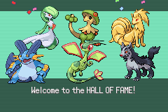 Pokemon Emerald -  - User Screenshot