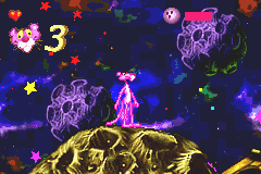 Pink Panther - Pinkadelic Pursuit - Level  - Level 1 - User Screenshot