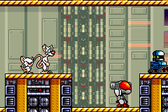 Pinky and The Brain - The Master Plan - Level  - Last level - User Screenshot