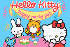 Hello Kitty - Happy Party Pals - Introduction  -  - User Screenshot