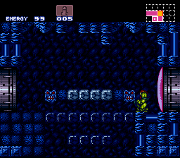 Super Metroid - Ending  - hhars something odd hear? - User Screenshot