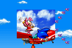 Sonic Advance - Ending  - Amy - User Screenshot