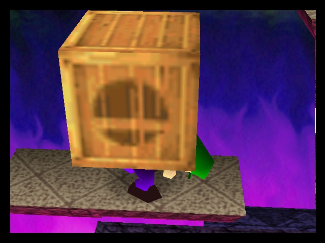 Super Smash Bros. - Battle  - is my box!! - User Screenshot