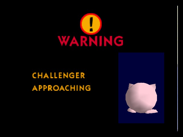 Super Smash Bros. - Character Profile  - jigglypuff - User Screenshot