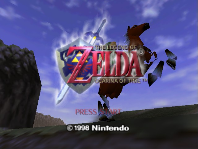 The Legend of Zelda - Ocarina of Time - Introduction  - Where
