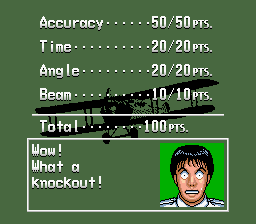Pilotwings - Misc  - Your eyeballs are gonna explode, Tony - User Screenshot