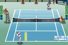 Virtua Tennis - Level  - Another Gameplay - User Screenshot