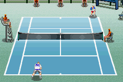 Virtua Tennis - Level  - Gameplay - User Screenshot