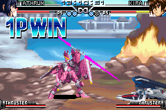 Kidou Senshi Gundam Seed Destiny - That was CLOSE - User Screenshot