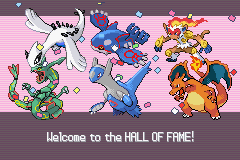 Pokemon Platinum - Ending  - Best of them all - User Screenshot