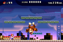 Mario vs. Donkey Kong - Battle  - Yeah! I beat him! - User Screenshot