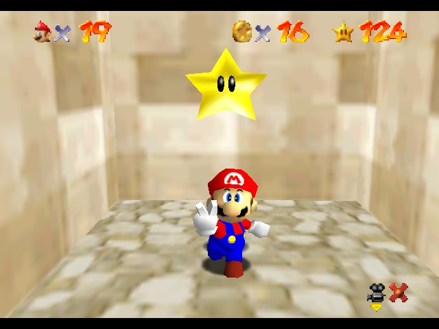 Super Mario Star Road - Ending  - Got the final Power Star! - User Screenshot