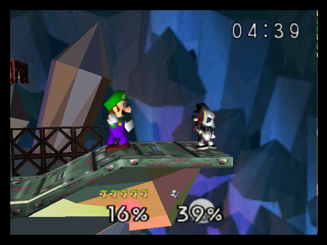 Super Smash Bros. - Battle  - Brother, why? - User Screenshot
