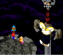 Super Mario RPG - Legend of the Seven Stars - Battle  - Gotta love Geno Whirl! - User Screenshot