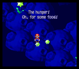 Super Mario RPG - Legend of the Seven Stars - Misc Star Hill Wishes - Belome - User Screenshot