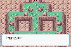 Pokemon Ruby Destiny Reign of Legends - Cut-Scene  - I see you! - User Screenshot