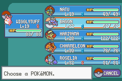 Pokemon Alt Evo Fire Red - after misty - User Screenshot