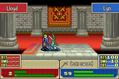 Fire Emblem - Battle  - sorry - User Screenshot