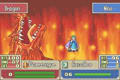 Fire Emblem - Battle  -  - User Screenshot