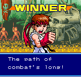SNK vs. Capcom - The Match of the Millennium -  - User Screenshot
