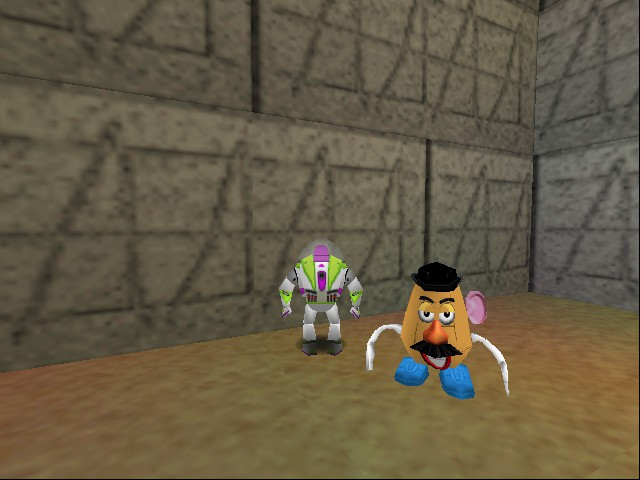 Toy Story 2 - I found mister patato head  - User Screenshot
