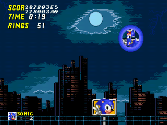 Sonic 2 Long Version - reversed ... - User Screenshot