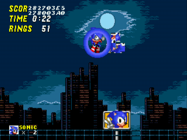 Sonic 2 Long Version - *facepalm* - User Screenshot