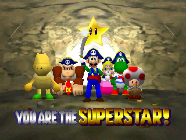 Mario Party 2 - Koopa you don