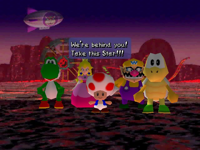 Mario Party 2 - FREInDS ? - User Screenshot