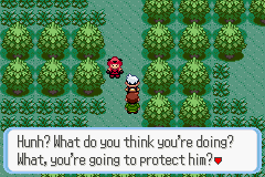 Pokemon - Frigo Returns - Who defaq you talking to? - User Screenshot