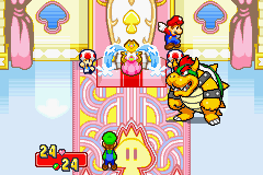 Mario & Luigi Superstar Saga Plus (v1.5) - Battle - Jumping. - User