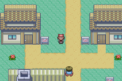 Pokemon Vortex (beta 3) - Location  - Looks nice. - User Screenshot