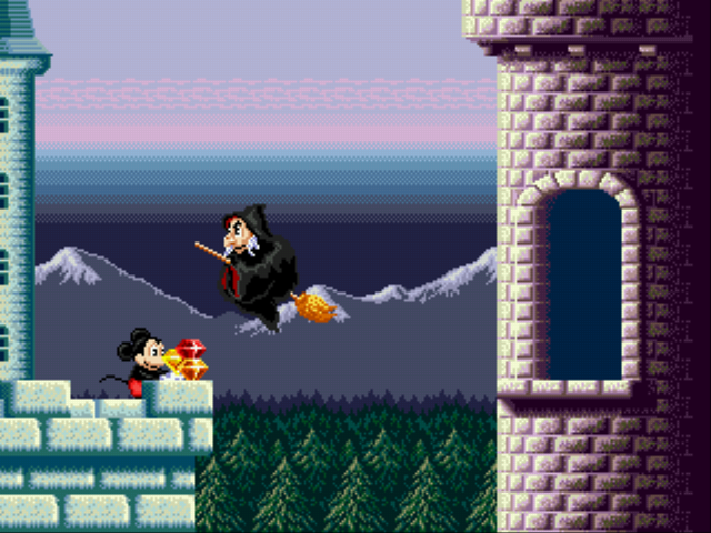 Castle of Illusion Starring Mickey Mouse - Here you go! :P - User Screenshot